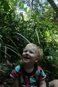 Min lillesøster elsker junglen
